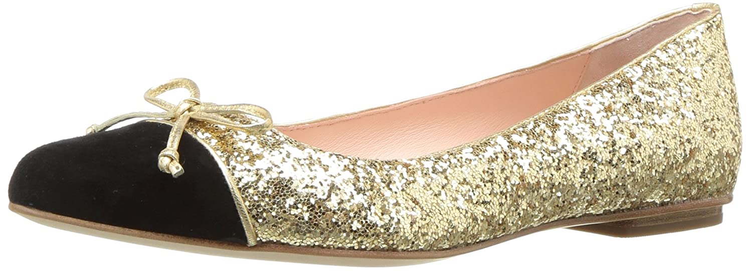 1f797df79f75 Amazon.com  Kate Spade New York Nella Ballet Flat  Shoes