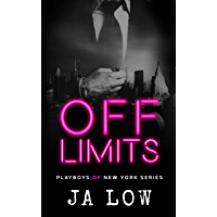 Off Limits : A Billionaire Office Romance (Playboys of New York Book 1) (English Edition)
