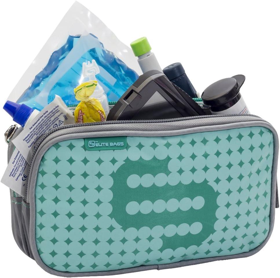 Bolsa isotérmica para el diabético, Estuche isotérmico, Verde ...