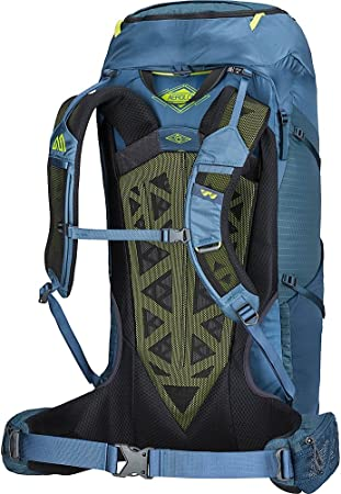 Travel Lightweight Comfort on the Trail Gregory Mountain Products Paragon 48 Liter Mens Lightweight Hiking Backpack Lightweight Construction Backpacking Day Hikes Raincover Hydration Sleeve