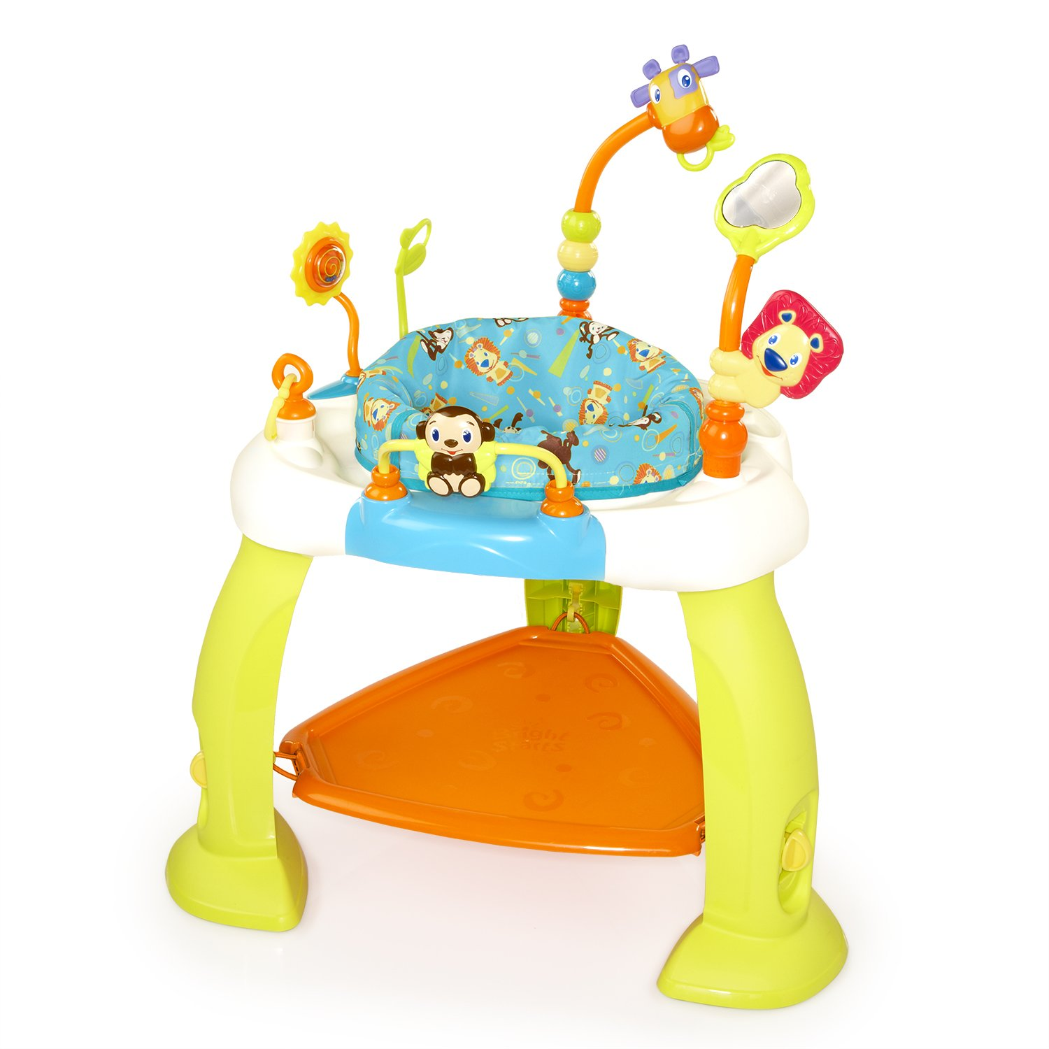 Bright Starts BS7122 - Andador con altura regulable: Amazon.es: Bebé