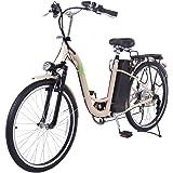 "Goplus 26"" 250W Electric Bicycle Sporting Powered e-Bike 36V Lead Acid Battery"