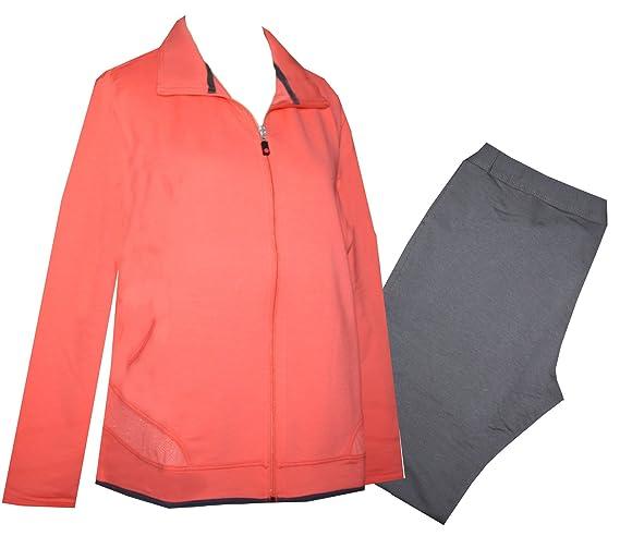 Schneider Sportswear - Chándal - para Mujer Koralle/Schiefer ...
