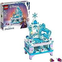 LEGO Disney Frozen II Elsa's Jewelry Box Creation 41168 Disney Jewelry Box Building...