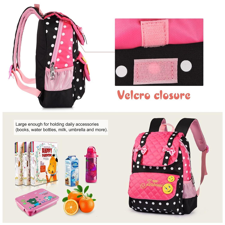 vbiger casual school bag children school backpacks