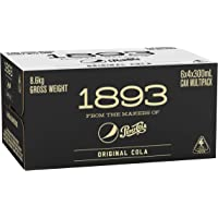 Pepsi 1893 Original Cola, 6 x 4 x 300ml