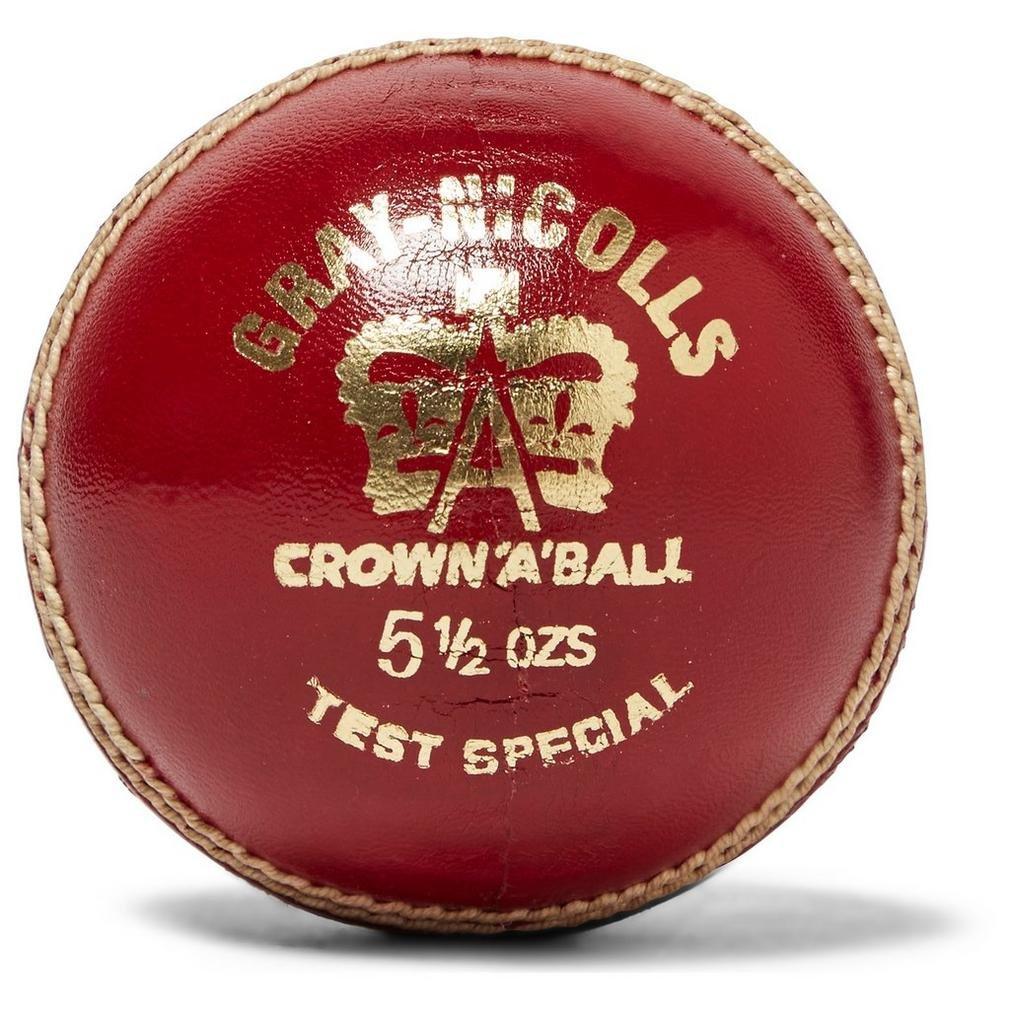 GRAY-NICOLLS Test Special Cricketball aus Leder 16403.87948