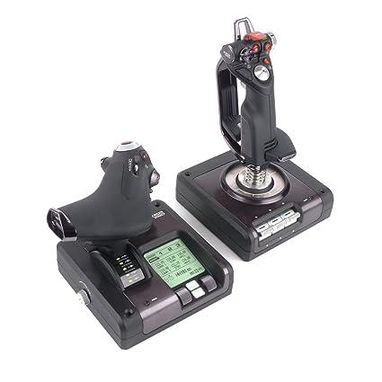 4f792c69b48 Amazon.com: Saitek X52 Pro Flight System Controller: Electronics