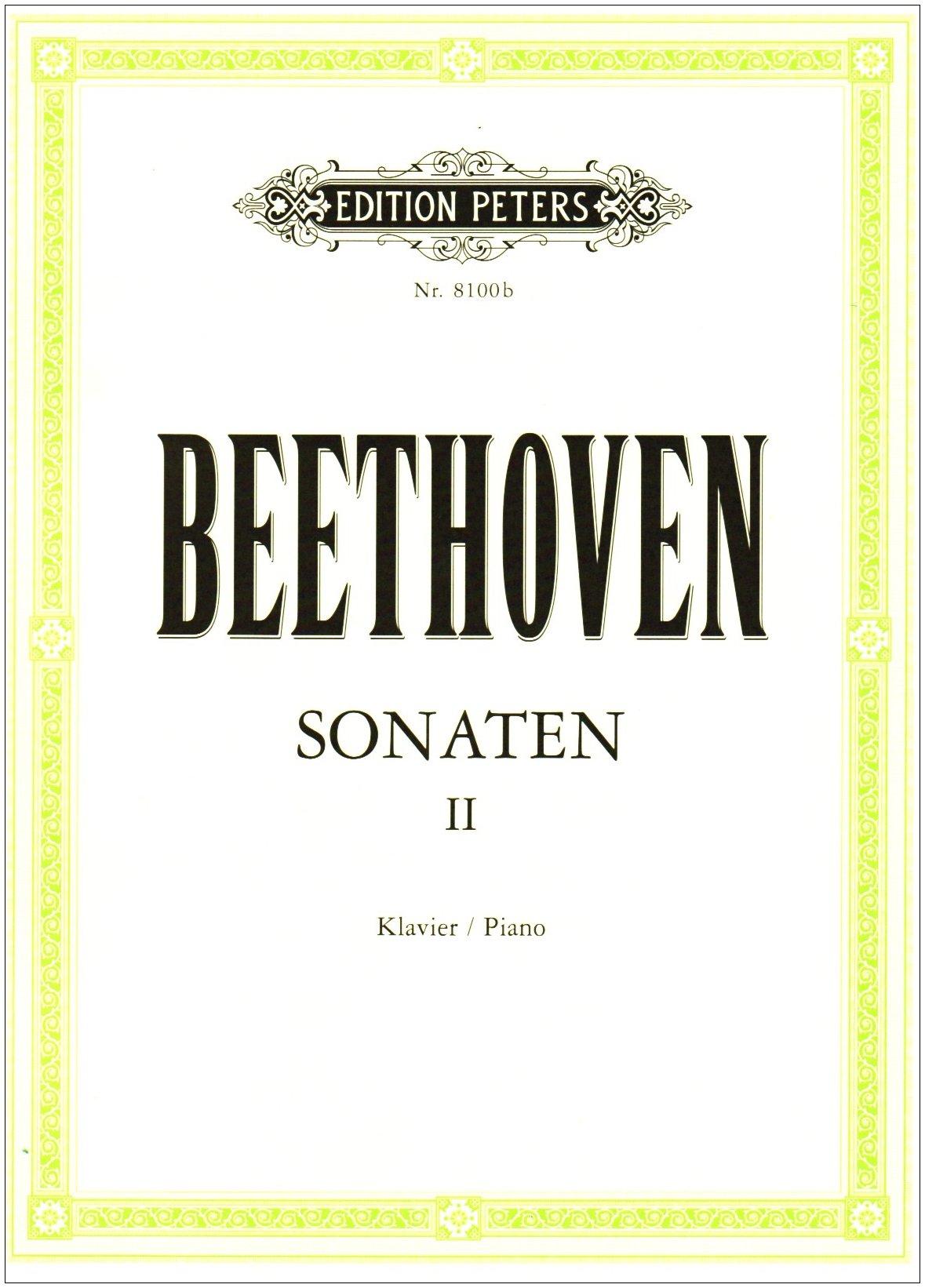 Sonaten für Klavier - Band 2: Für Klavier zu zwei Händen
