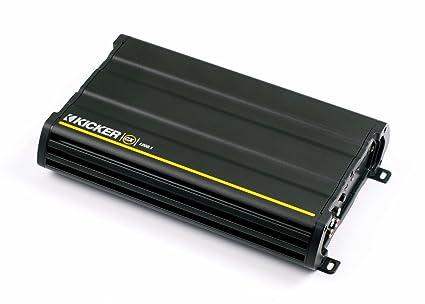Amazon com: Kicker CX-Series 1200 Watt Class-D Monoblock