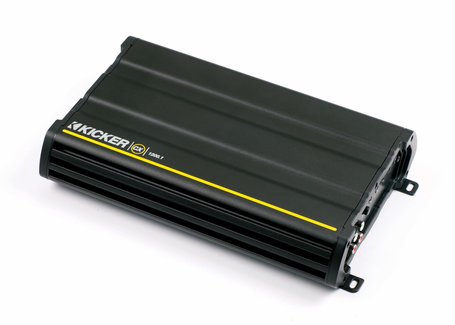 NEW Kicker 12CX12001 1200 Watt Amp Monoblock Car Audio MonoD Power Sub Amplifier