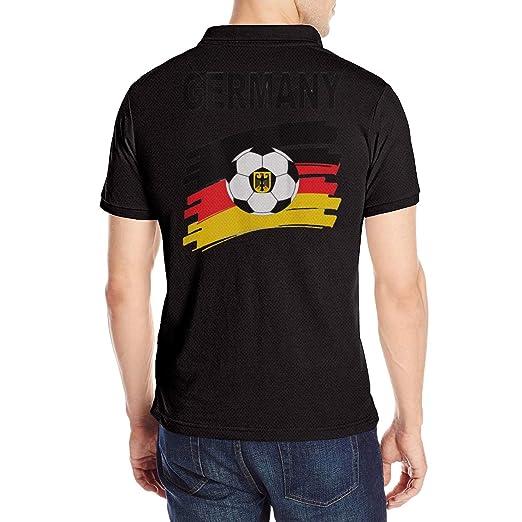 Camiseta Polo de fútbol para Hombre con diseño de Equipo alemán ...