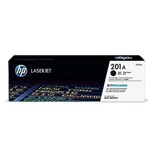 HP 201A (CF400A) Toner Cartridge, Black for HP Color Laserjet Pro M252dw M277 MFP M277c6 M277dw MFP 277dw