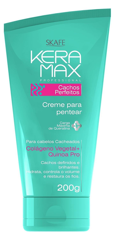 Crema de Peinado Keramax Rizos Perfectos SKAFE