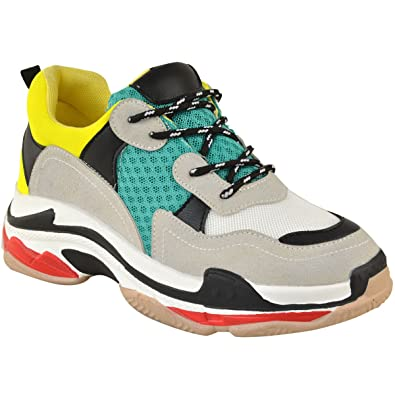 Ladies Designer Diamante Embellished Platform Shoes New Style