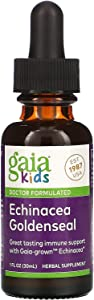 Gaia Herbs Echinacea Goldenseal For Children (Liquid), 1 oz