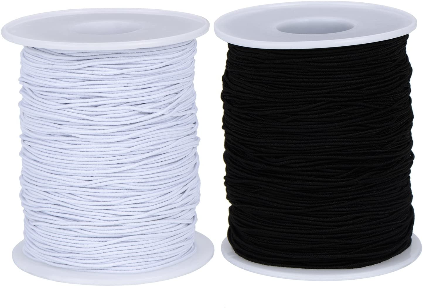 1 roll Strong Elastic Stretchy Beading 0.8mm Thread Cords For Jewelry Making