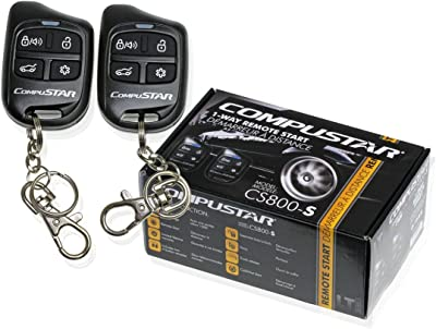 Compustar 1-Way Remote Start