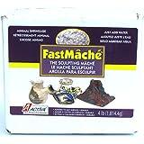 ACTIVA Fast Mache Fast Drying Instant Papier Mache - 4 pounds