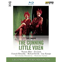 Janacek:Cunning Little Vixen [Various, Sir Charles Mackerras/Nicolas Hytner] [ARTHAUS : BLU RAY] [Blu-ray] [Region Free]