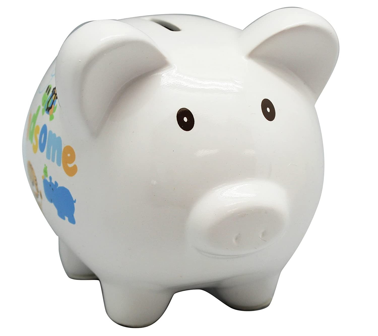 Tender Kisses My First Piggy Bank :ハンサム   B01FT4ILAW