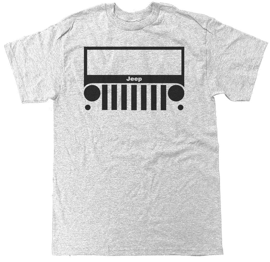 R Built S Jeep Jk T Shirt