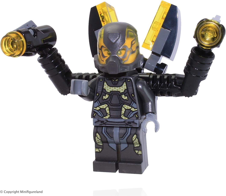 LEGO Marvel Superheros Ant Man Loose Minifigure Yellowjacket
