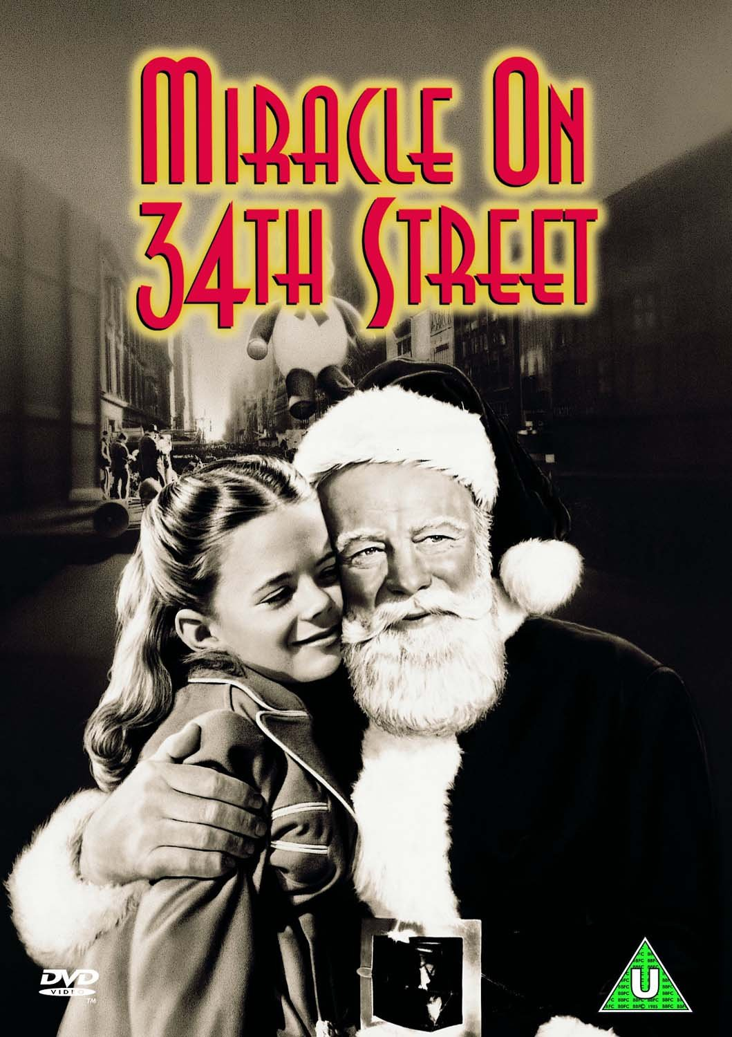 「miracle on 34th street 1947」の画像検索結果