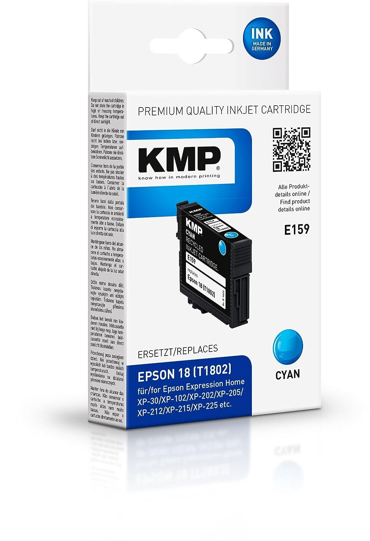 KMP 1622,4803 3ml Cian 180páginas cartucho de tinta - Cartucho de ...