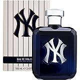 New York Yankees Fragrance Men's Eau De Toilette Spray, 3.4 Fluid Ounce