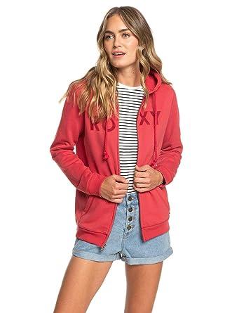 bd604b302 Amazon.com: Roxy Cosmic Nights Womens Zip Hoody: Clothing