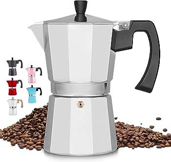 Zulay Classic Italian Style 8 Cup Coffee Maker