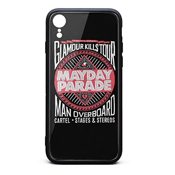 Amazon.com: Phone Case for Apple iPhone XR Rock Music Band ...