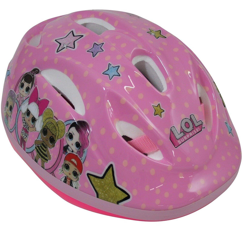LOL Fahrradhelm Kinder Helm Sicherheitshelm Schutzhelm Kinderhelm Radhelm GS
