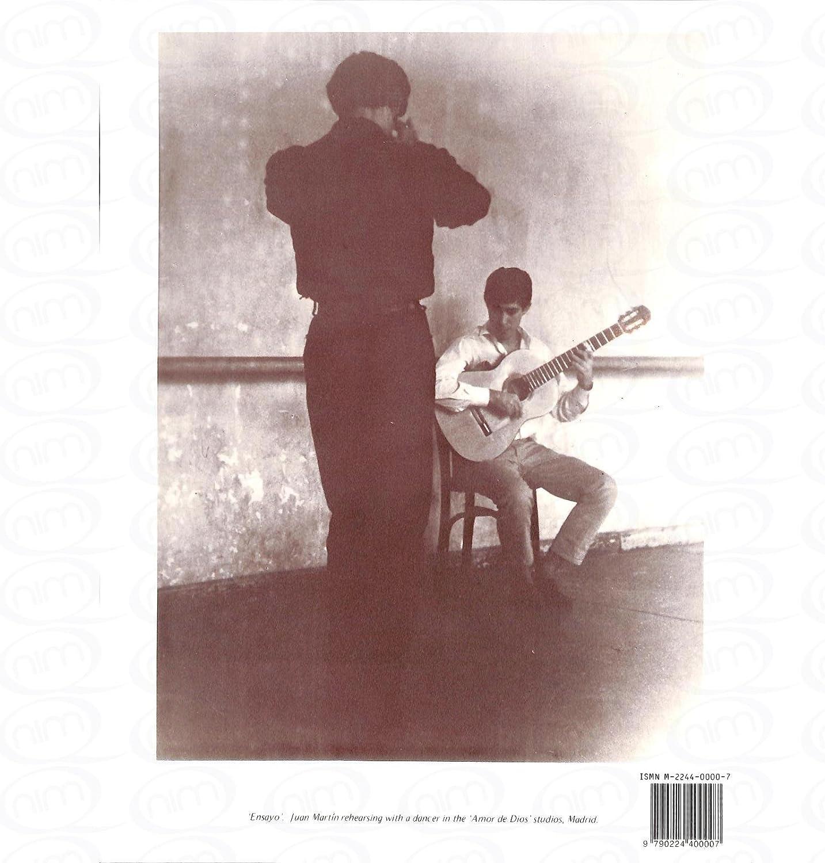 El arte Flamenco de la guitarra – Arreglados para guitarra – con ...