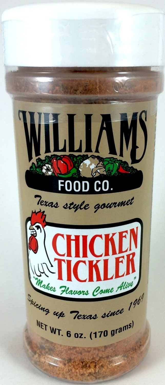 Williams Chicken Tickler 6 Oz (Pack of 3)
