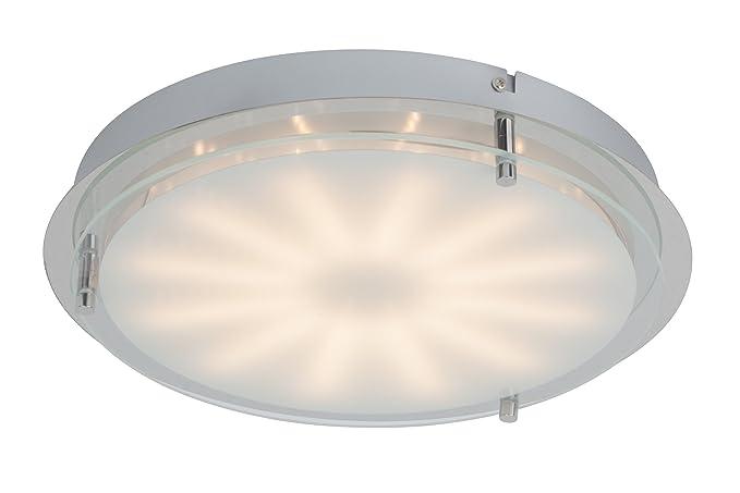 Plafoniere Con Led Integrato : Mollie g94164 15 plafoniera lampadario da parete con led integrati