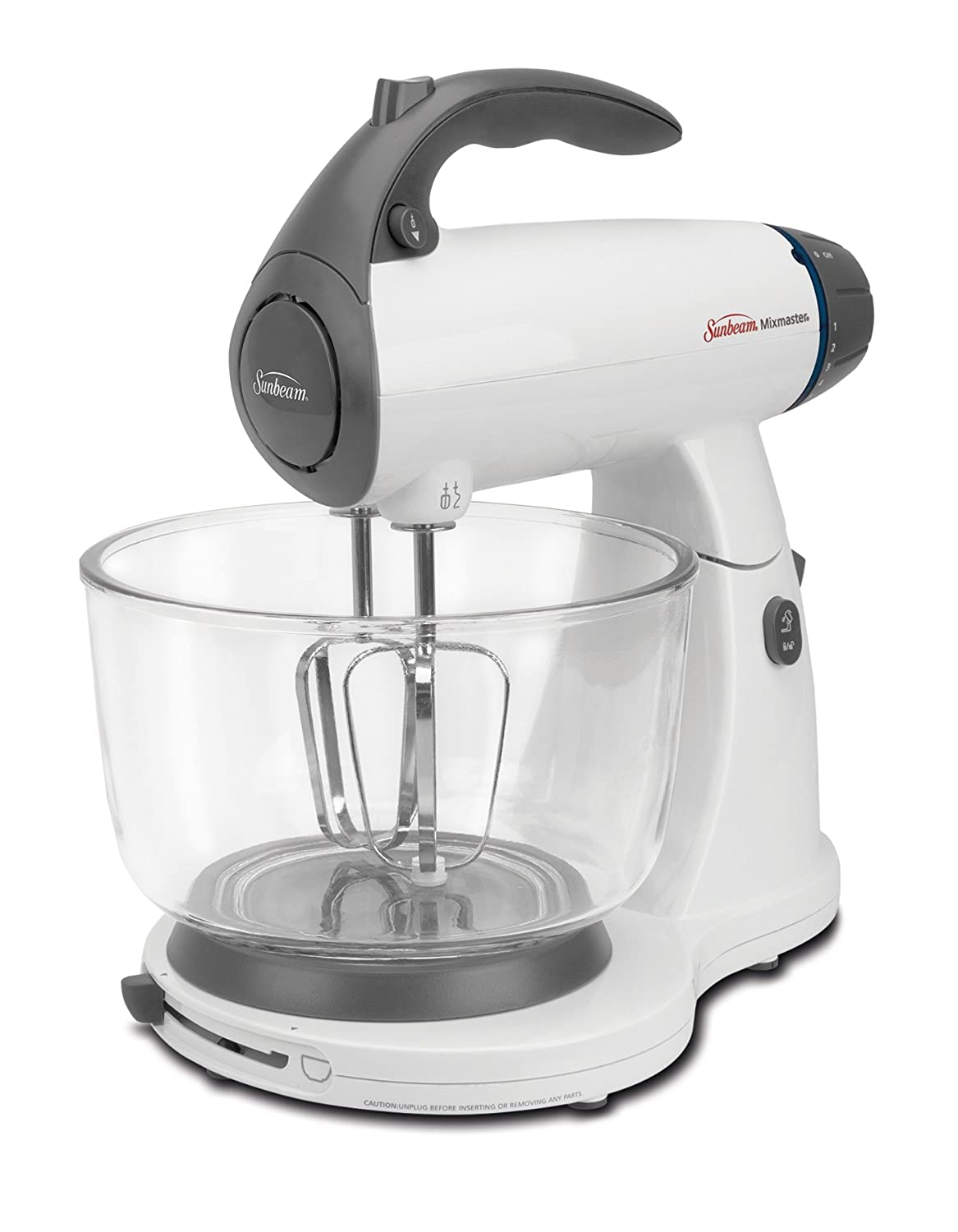 Sunbeam 2371 MixMaster Stand Mixer, White