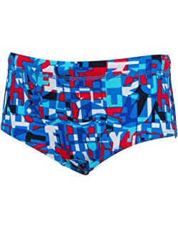 8cd58cf16a Funky Trunks Boys Swimming Trunks Pony Puff, Boys', Pony Puff, 176 ...
