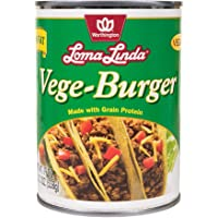 Loma Linda Vege-Burger, 19 oz