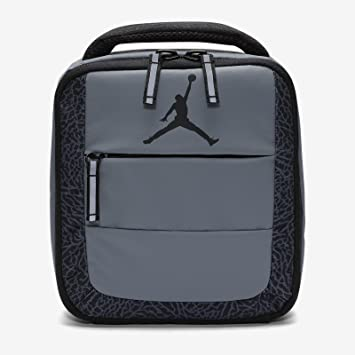 19637de908ede7 Nike Air Jordan Elephant Print Kids Square Lunch Tote  Amazon.ca  Sports    Outdoors