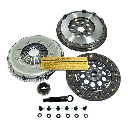 Amazon.com: EFT HD CLUTCH KIT & 14.8 LBS FLYWHEEL 97-00 AUDI A4 QUATTRO 1.8T 1.8L TURBO B5: Automotive