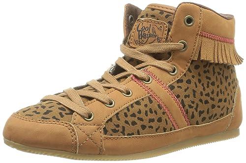 Coolway Paris - Zapatillas de Deporte de tela mujer: Amazon.es: Zapatos y complementos