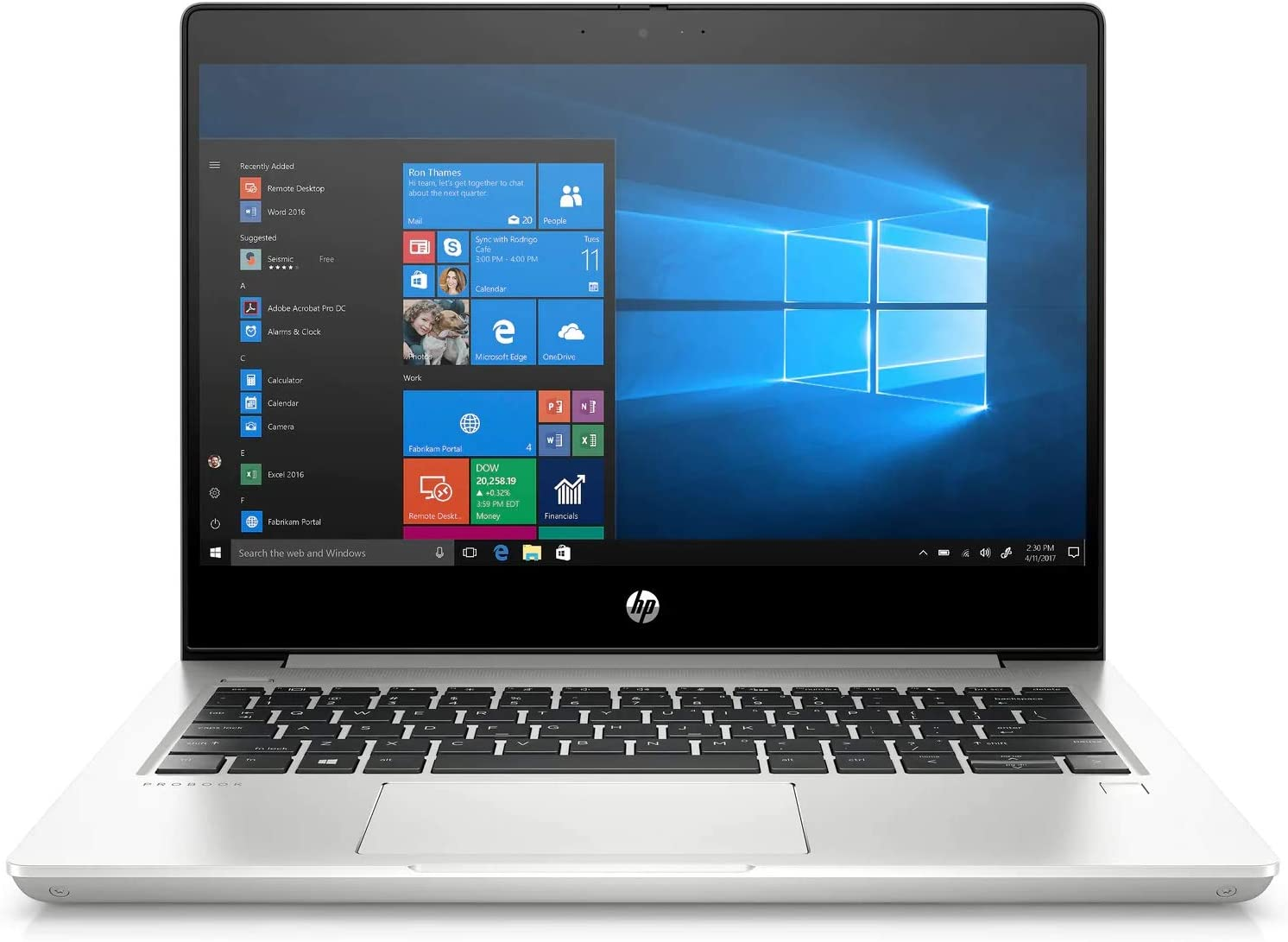 "HP 13.3"" ProBook 430 G7 Laptop (8US56UT#ABA)"