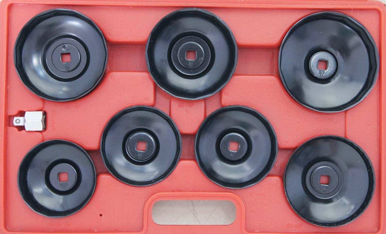 llave inglesa herramienta de garaje furgoneta cami/ón 450253 15 filtros de aceite tipo taza para coche