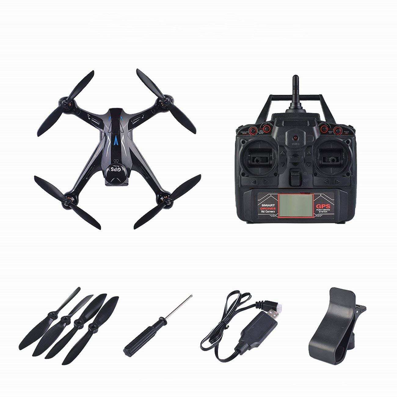 nuevo estilo Jiobapiongxin Abejón de 1080P GPS con los Aviones Aviones Aviones de Cuatro Ejes de Quadrocopter X198 de la cámara 2.4G WiFi JBP-X  Ven a elegir tu propio estilo deportivo.