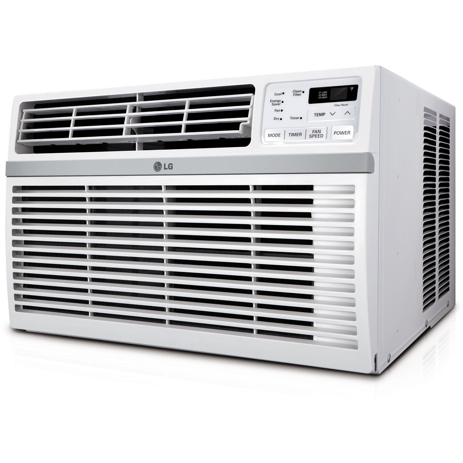 LG LW8016ER 8,000 BTU 115V Window-Mounted AIR Conditioner with Remote Control by LG