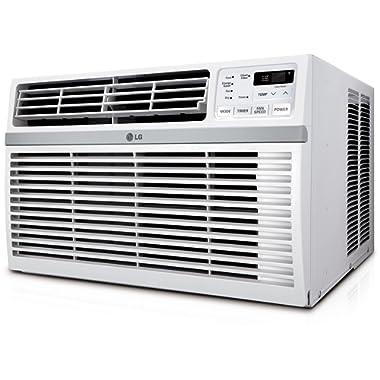LG LW8016ER 8,000 BTU 115V Window-Mounted AIR Conditioner with Remote Control