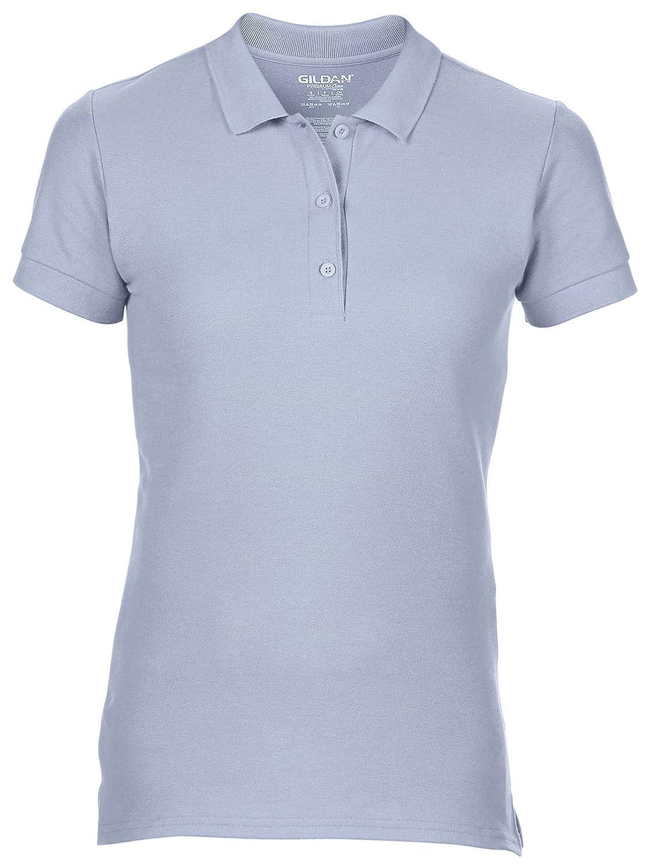 GILDAN Women's Premium Cotton Polo Shirt