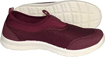 54d1c53f3 Peach Couture Easy Slip On No Lace Women s Sport Shoes Running Lightweight  Sneakers